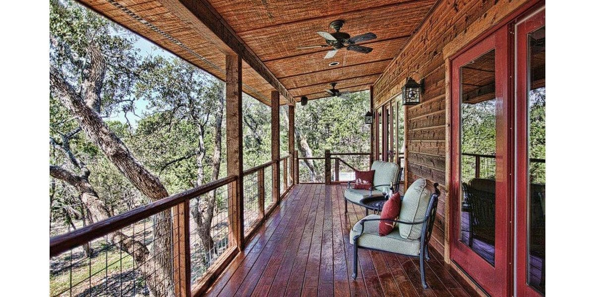 Luxury Cabins Stony Ridge Ruby Cabin Wimberley
