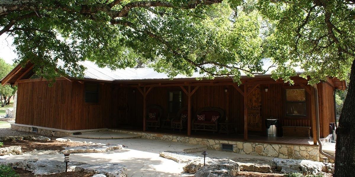 Creekside Falls Wimberley Vacation Homes Texas Lodging