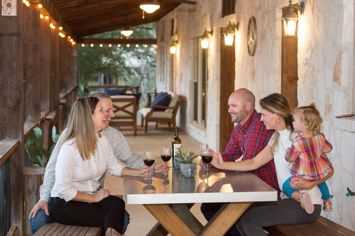 We help you enjoy countless Hill Country activities, food, drinks and other relaxing events.