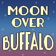 'Moon Over Buffalo' is a great family production centered around a famous couple set in the 1950's, whose light is starting to dim on their careers.