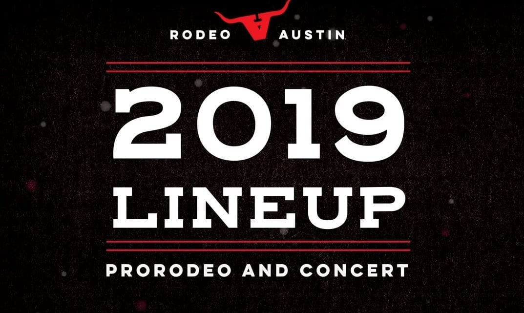 Austin Rodeo Music Lineup