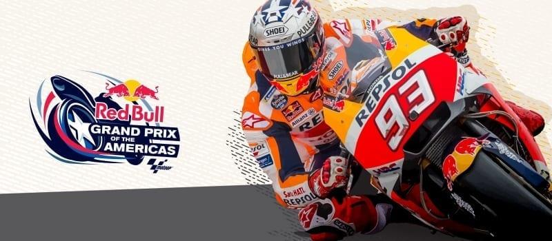 Moto GP at COTA