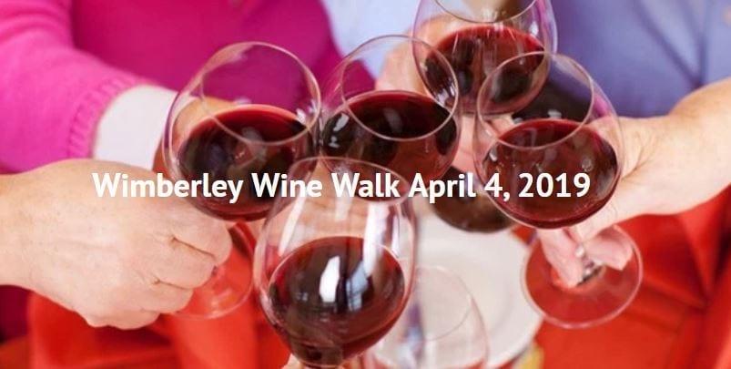 Wimberley Wine Walk