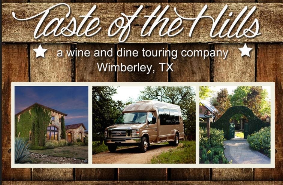 Taste of the Hills Winery Tours