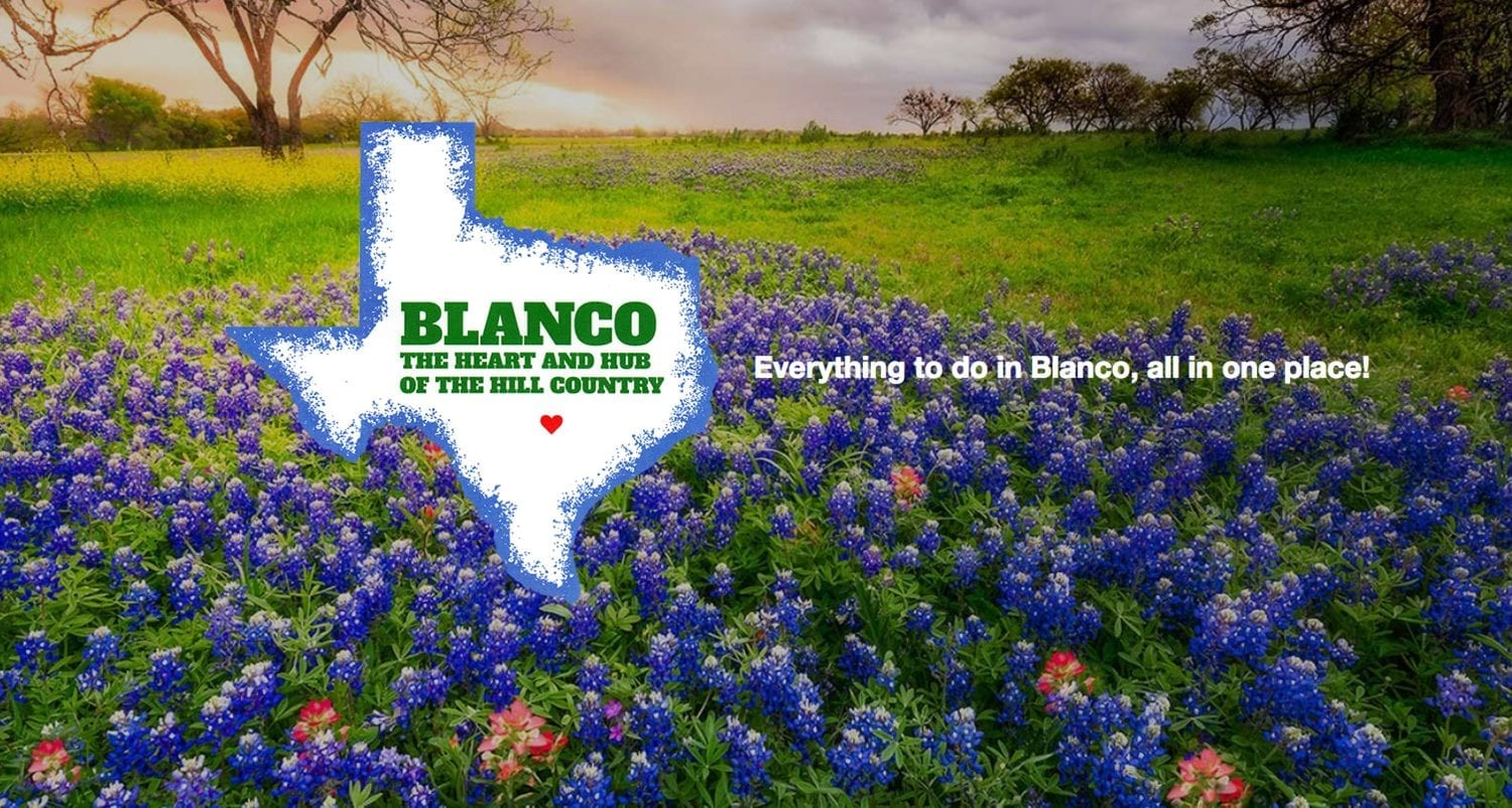 Blanco, TX - The Heart and Hub of the Hill Country