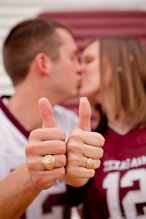 Texas A&M Engagement