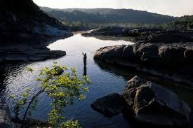 Fishing Pedernales State Park