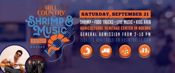 Hill Country Shrimp and Music Festival
