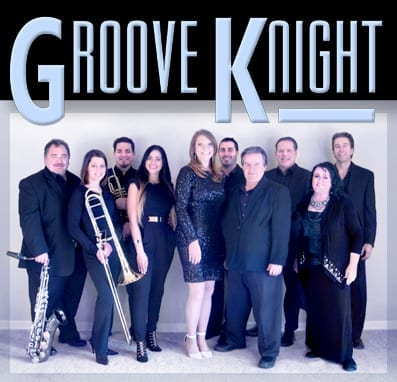 Groove Knight - wedding and event band