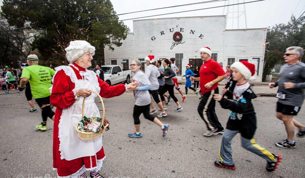 New Braunfels Jingle Bell Run/Walk