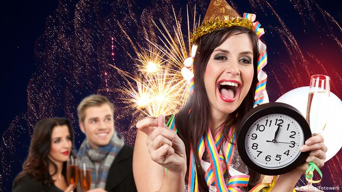 Welcome the New Year with friends and fireworks