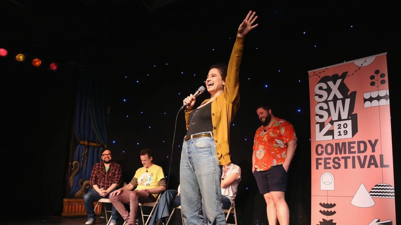 2020 SXSW Comedy Festival