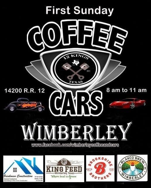 Wimberley Coffee And Cars